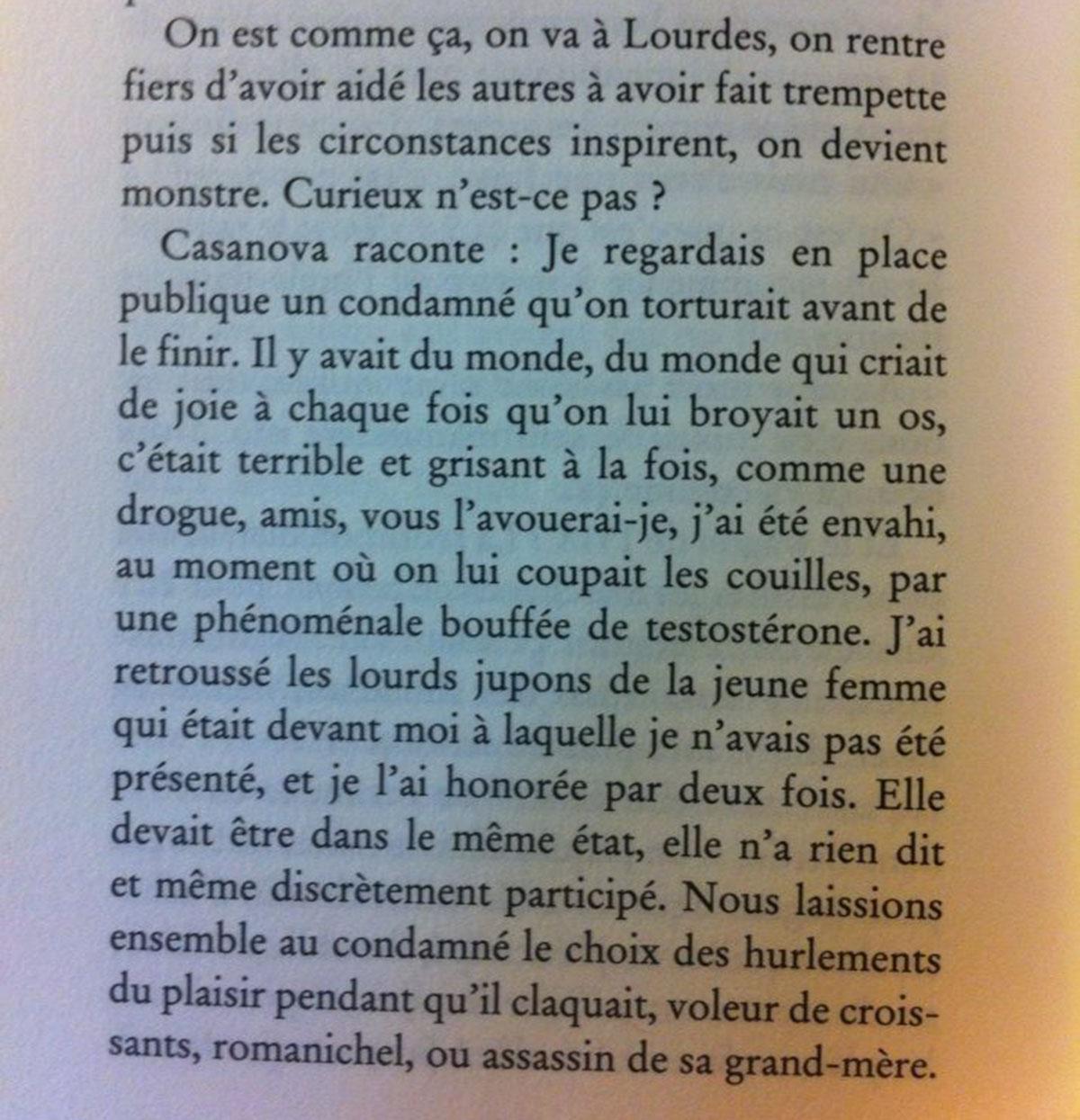Ce genre de choses de Jean Rochefort