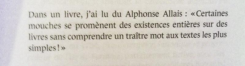 Dans un livre, j'ai lu que... de Eugène