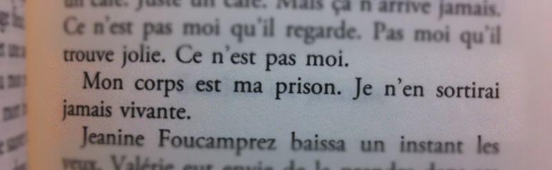 La première chose qu'on regarde de Grégoire Delacourt