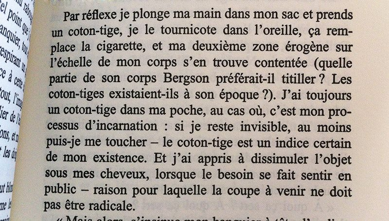 Les invasions quotidiennes de Mazarine Pingeot