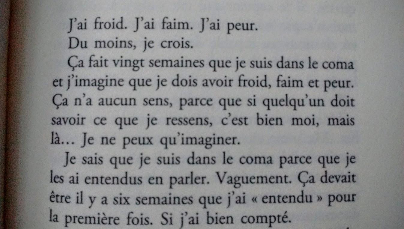 Je suis là de Clélie Avit