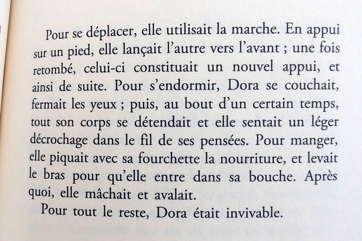Lève-toi et charme par Clément Bénech