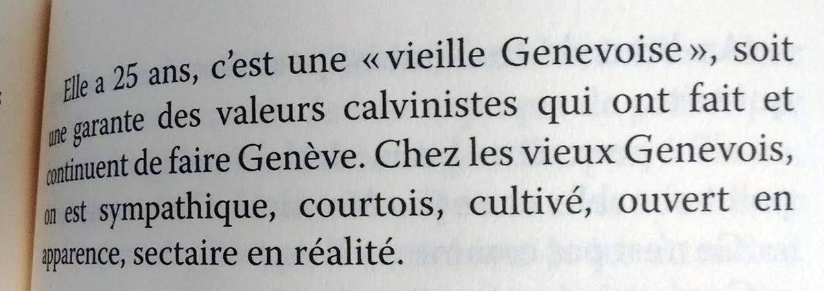 L'empreinte amoureuse de Mélanie Chappuis