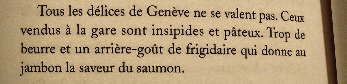 La bouche ouverte de Shmuel T. Meyer