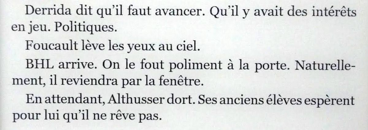 La septième fonction du langage de Laurent Binet