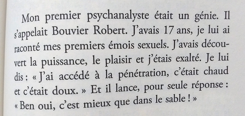 Comédie française de Fabrice Luchini