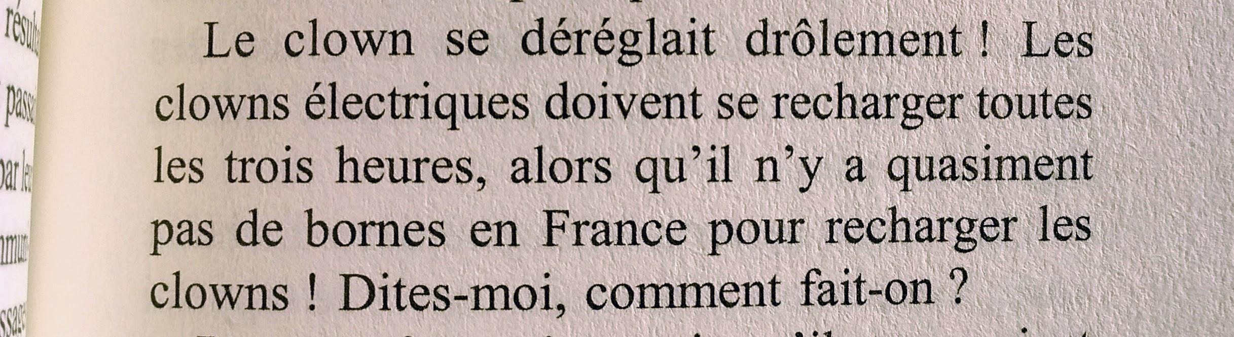 Interview d'une vache et scandale au Palais de Jean-Marie Gourio