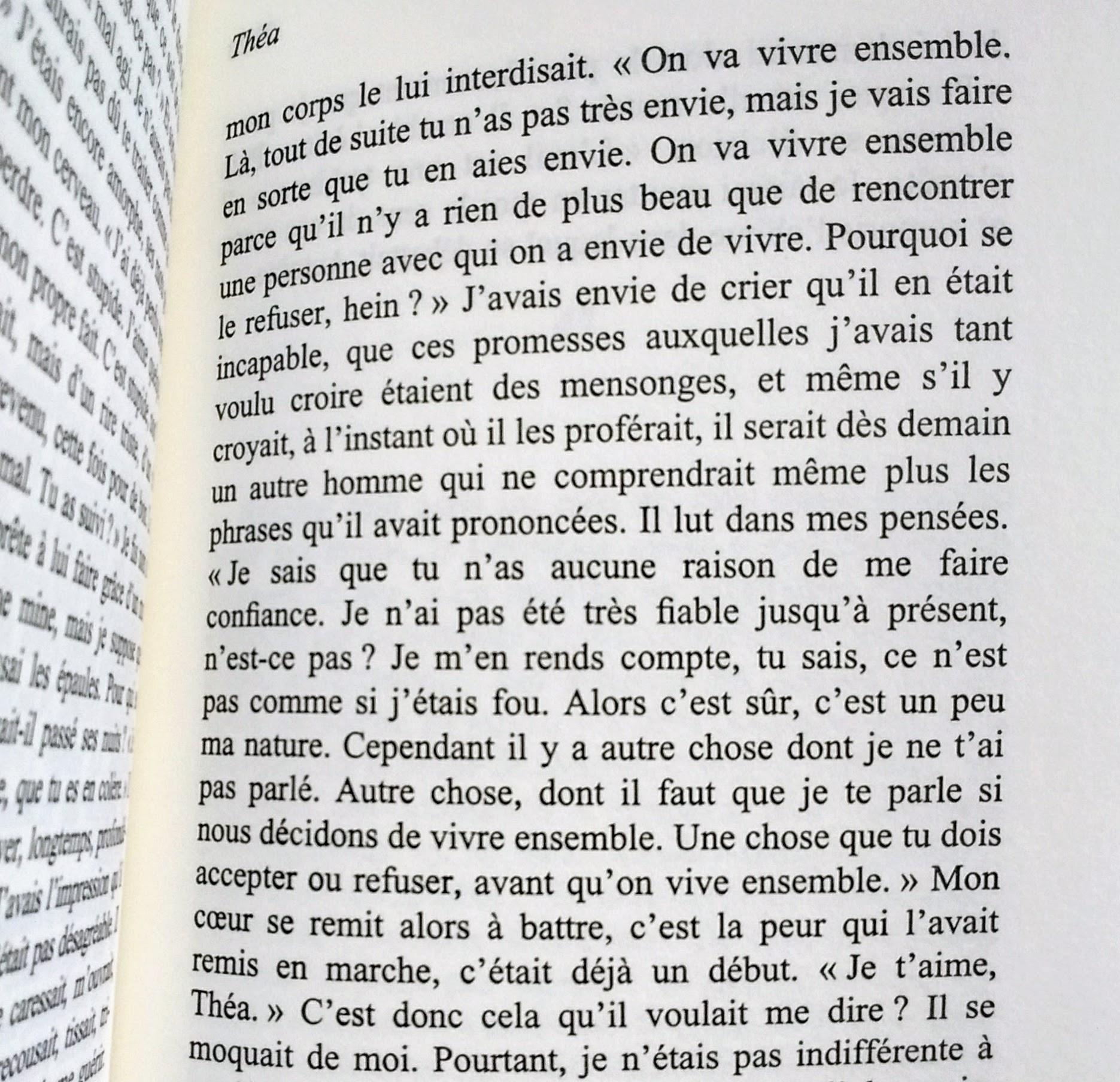 Théa de Mazarine Pingeot