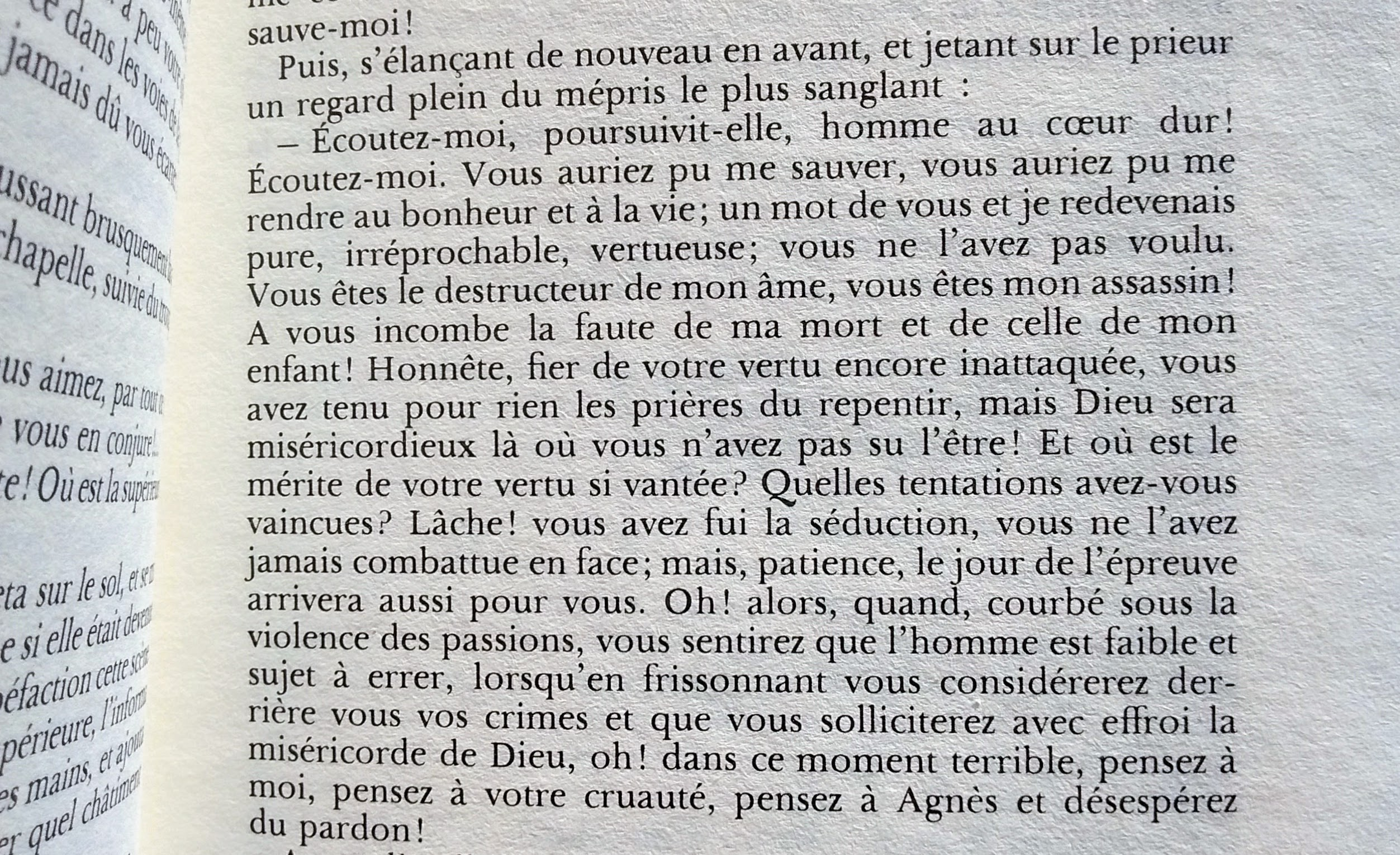 Le  moine de Lewis raconté par Antonin Artaud