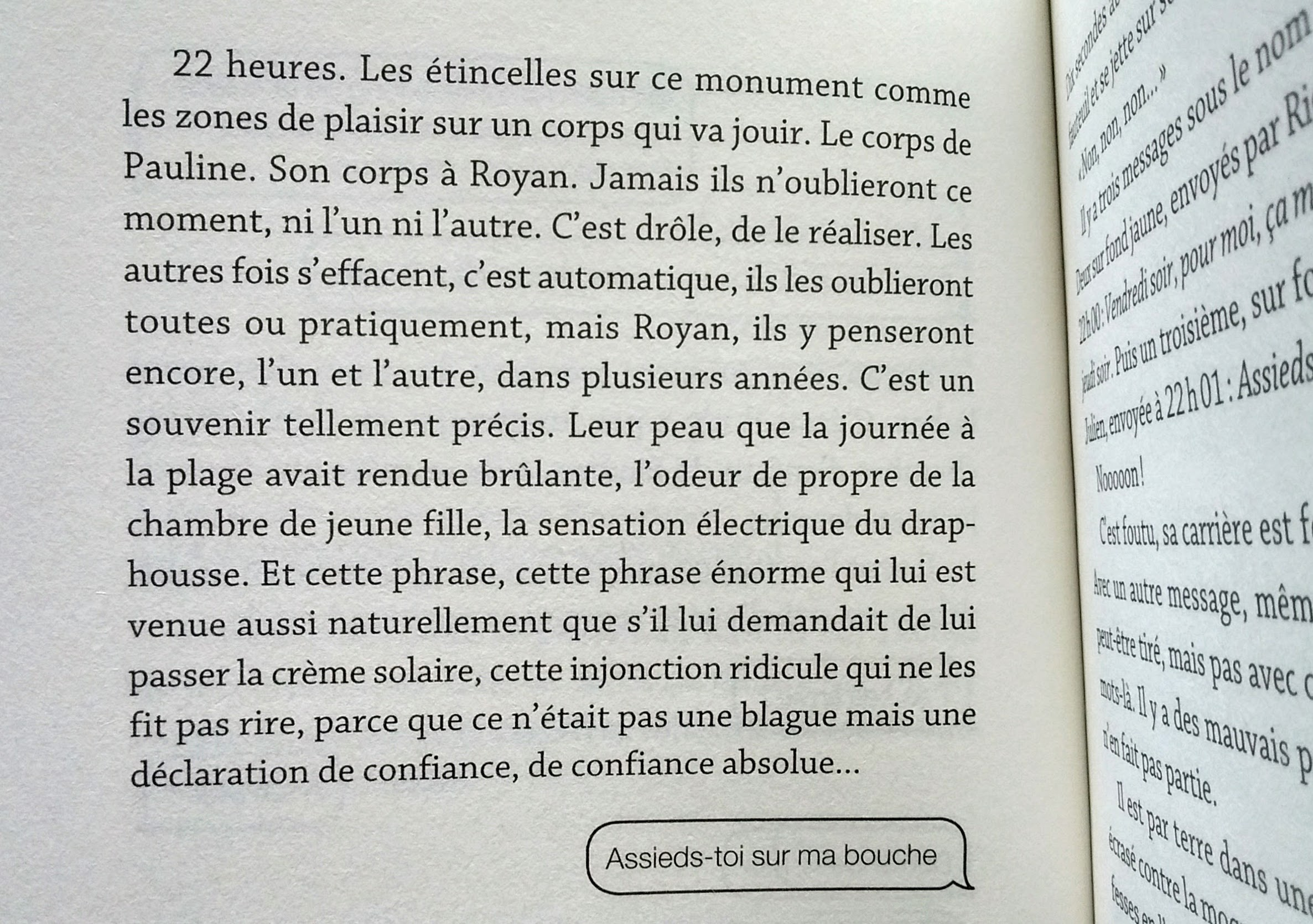 Amuse-bouche de Stéphane Carlier
